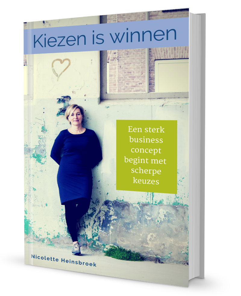 e-book Kiezen is Winnen (The Inspiration Factory)